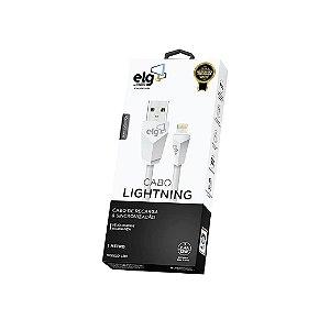 Cabo Lightning Branco 1m ELG L810