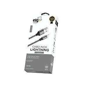 Cabo Lightning Grey Inox 1m ELG INX810GY