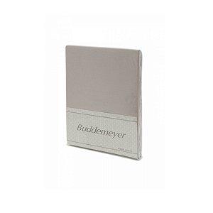 Lençol C/ Elástico Solteiro Buddemeyer Premium 1,00x2,00x0,30cm Kaki
