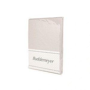 Lençol C/ Elástico Solteiro Buddemeyer Premium 100x200x30cm Bege