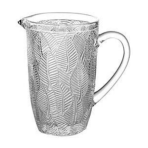 Jarra Rojemac Leaves Bon Gurmet Vidro Transparente 1,3L