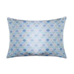 Fronha Avulsa Santista Royal Plus 50x70cm 100% Algodão Deco Azul