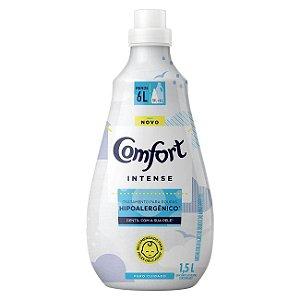 Amaciante Concentrado Comfort Intense Puro Cuidado 1,5L