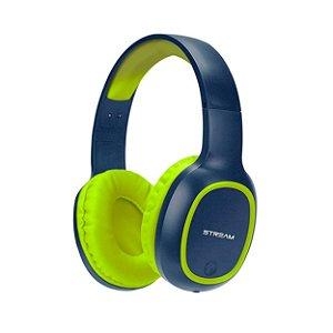 Headset ELG Stream Bluetooth Com Microfone e Entrada Micro SD