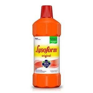 Desinfetante Lysoform 1L - Original Bruto