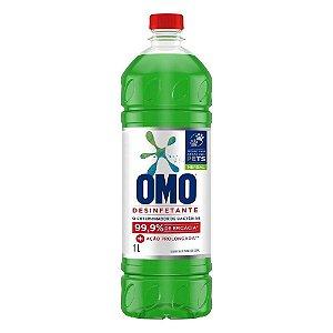 Desinfetante Omo 1L