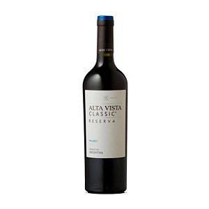 Vinho Tinto Alta Vista Classic Malbec Reserva 750ml