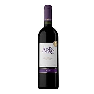 Vinho Tinto Arbo Merlot 750ml