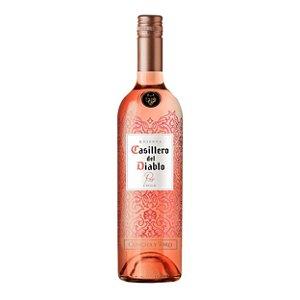 Vinho Casillero Deo Diablo Rosé 750ml