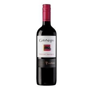 Vinho Tinto Gato Negro Cabernet Sauvignon 750ml