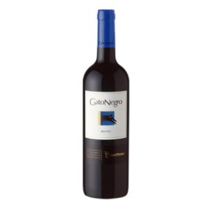 Vinho Tinto Gato Negro Merlot 750ml