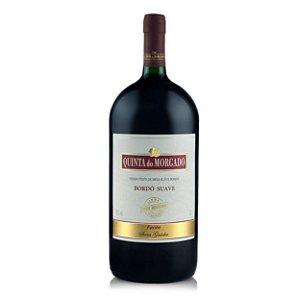 Vinho Quinta do Morgado Bordô Suave 1L