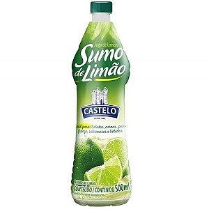 Sumo de Limão Castelo 500ml