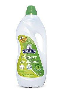 Vinagre de Álcool Castelo 2L