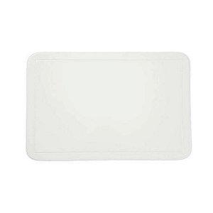 Jogo Americano Copa & Cia PVC Color Retangular Branco