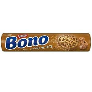 Biscoito Nestlé Bono Recheado Doce de Leite 126g