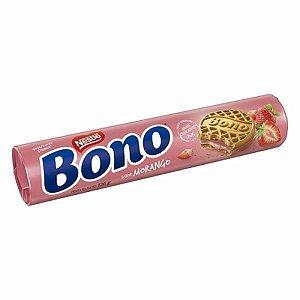 Biscoito Nestlé Bono Recheado Morango 126g