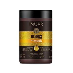 Creme de Tratamento Inoar Blends Vitamina C 1Kg
