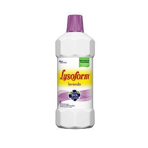 Desinfetante Lysoform 1L - Lavanda