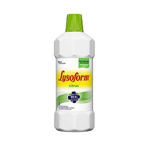 Desinfetante Lysoform 1L - Citrus