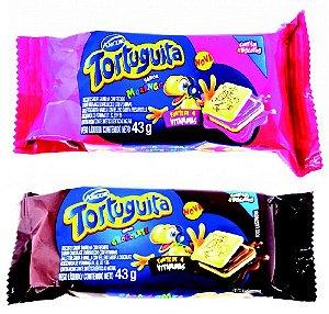 Biscoito Arcor Tortuguita Recheado 43g