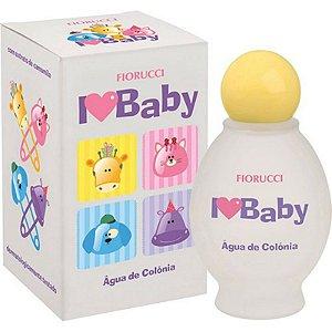 Água de Colônia Fiorucci Ilove Baby 100ml