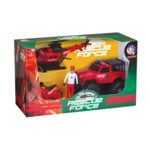 Playset New Rescue Force