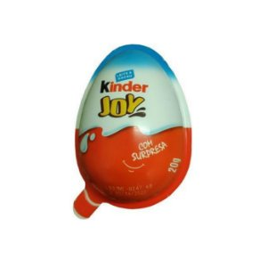 Chocolate Kinder Joy 20g Com Surpresa