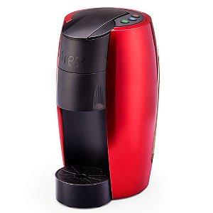 Máquina de Café Tres G1 Lov Vermelho 220v
