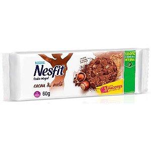 Cookies Nestlé Nesfit Cacau & Avelã 60g