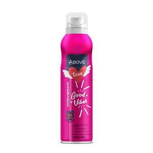 Desodorante Aerosol Above Teen Good Vibes 150ml