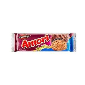 Biscoito Richester Amori Krokitos 80g