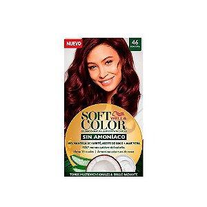Coloração Soft Color 46 Borgonha