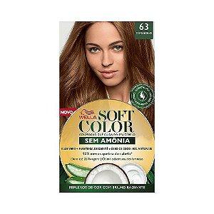 Coloração Soft Color 63 Caramelo