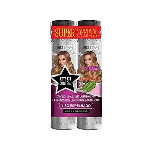 Kit Shampoo e Condicionador Muriel Liso Espelhado 250ml
