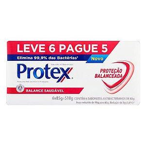 Sabonete Protex Leve 6 Pague 5 Balance Saudável 85g