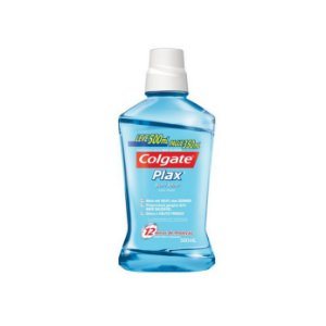 Enxaguante Bucal Colgate Plax Soft Mint Leve 500ml Pague 350ml