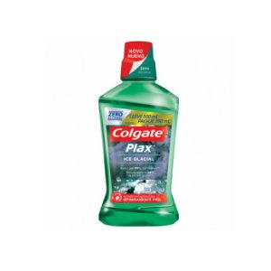 Enxaguante Bucal Colgate Plax Ice Glacial Leve 500ml Pague 350ml