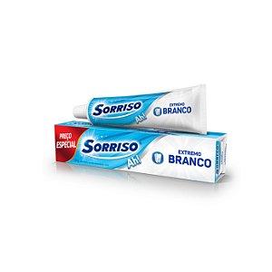 Creme Dental Sorisso Extremo Branco 120g