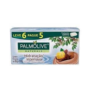 Sabonete Palmolive Naturals Hidratação Intensiva Leve 6 Pague 5