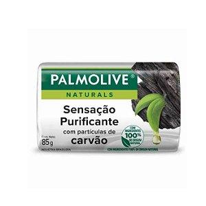 Sabonete Palmolive Naturals Sensação Purificante 85g