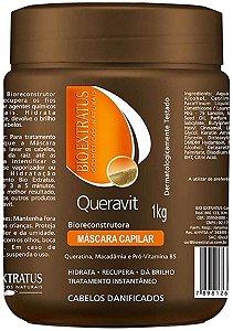 Máscara Capilar Bio Extratus Queravit Bioreconstrutora 1kg