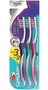 Escova Dental Condor Dynamic Leve 3 Pague 2 8106-0