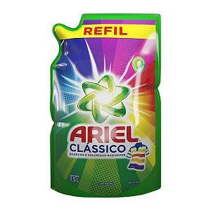 Sabão Líquido Ariel Clássico Refil 1,5L