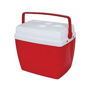 Caixa Térmica Mor 34L Vermelho