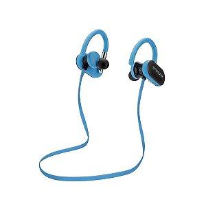 Fone de Ouvido Bluetooth ELG EPB-DZ1AZ Preto/Azul