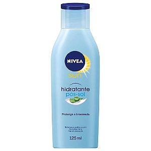 Loção Hidratante Nivea Sun Pós-sol 125m