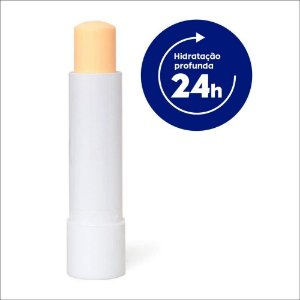 Protetor Labial Nivea Lip Care Med Protect 4,8g