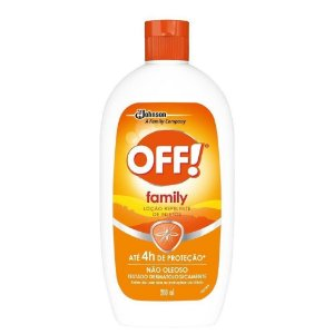 Repelente Johnson Off Family 200ml