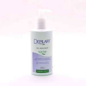 Gel Hidratante Pós Depilação Depilart Aloe Vera 100ml